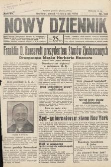 Nowy Dziennik. 1932, nr306
