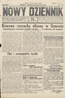 Nowy Dziennik. 1932, nr307