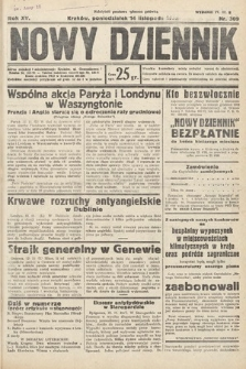 Nowy Dziennik. 1932, nr309