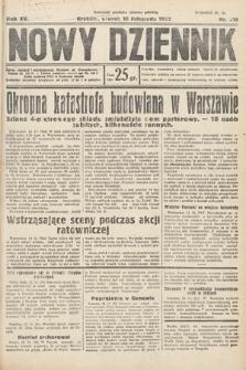 Nowy Dziennik. 1932, nr310