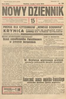 Nowy Dziennik. 1935, nr118
