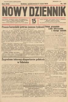 Nowy Dziennik. 1935, nr123