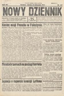 Nowy Dziennik. 1932, nr317