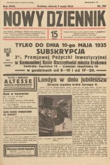 Nowy Dziennik. 1935, nr124