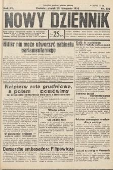 Nowy Dziennik. 1932, nr320