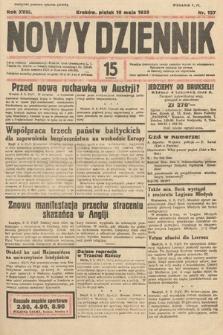 Nowy Dziennik. 1935, nr127