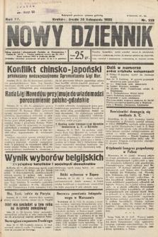 Nowy Dziennik. 1932, nr325