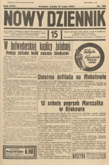 Nowy Dziennik. 1935, nr132