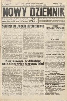 Nowy Dziennik. 1932, nr327