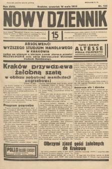 Nowy Dziennik. 1935, nr133