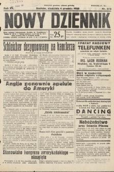 Nowy Dziennik. 1932, nr329