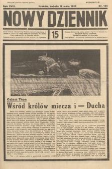 Nowy Dziennik. 1935, nr135