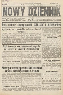 Nowy Dziennik. 1932, nr331