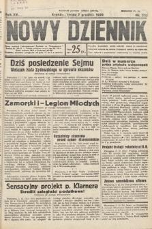 Nowy Dziennik. 1932, nr332