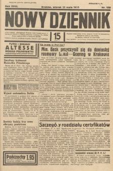 Nowy Dziennik. 1935, nr138