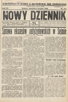 Nowy Dziennik. 1932, nr333