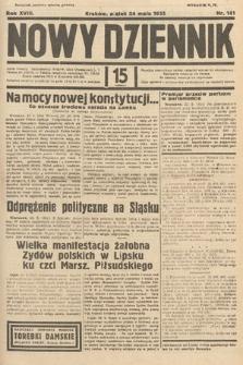 Nowy Dziennik. 1935, nr141
