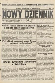 Nowy Dziennik. 1932, nr337