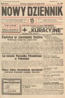 Nowy Dziennik. 1935, nr143