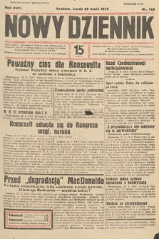 Nowy Dziennik. 1935, nr146
