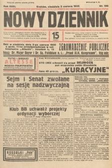 Nowy Dziennik. 1935, nr150