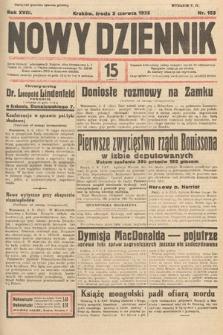 Nowy Dziennik. 1935, nr153