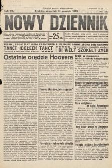 Nowy Dziennik. 1932, nr347