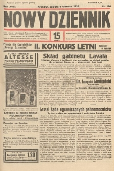 Nowy Dziennik. 1935, nr156