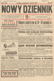 Nowy Dziennik. 1935, nr157