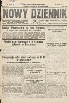 Nowy Dziennik. 1932, nr351