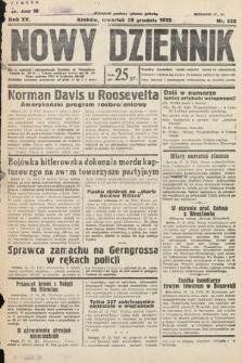 Nowy Dziennik. 1932, nr352