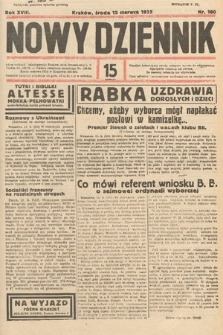 Nowy Dziennik. 1935, nr160