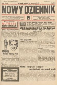 Nowy Dziennik. 1935, nr163
