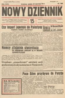 Nowy Dziennik. 1935, nr169