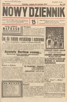 Nowy Dziennik. 1935, nr170