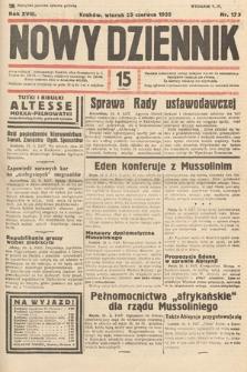Nowy Dziennik. 1935, nr173