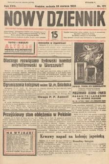 Nowy Dziennik. 1935, nr177