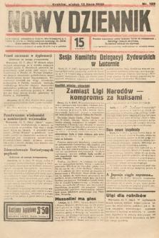 Nowy Dziennik. 1935, nr189