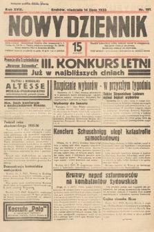 Nowy Dziennik. 1935, nr191