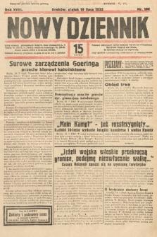 Nowy Dziennik. 1935, nr196