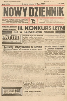 Nowy Dziennik. 1935, nr197