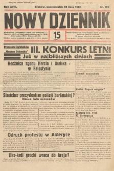 Nowy Dziennik. 1935, nr199