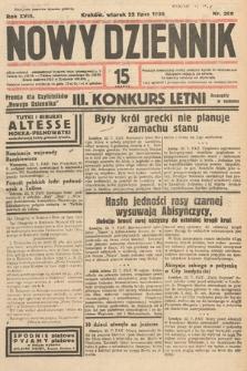 Nowy Dziennik. 1935, nr200