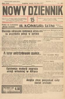 Nowy Dziennik. 1935, nr201