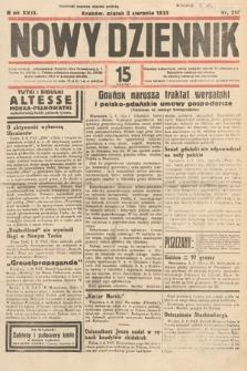 Nowy Dziennik. 1935, nr210
