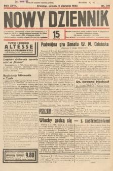 Nowy Dziennik. 1935, nr211