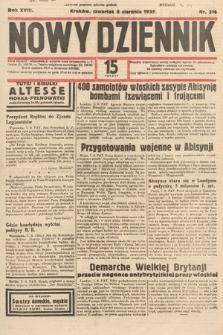 Nowy Dziennik. 1935, nr216