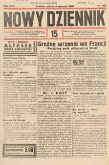 Nowy Dziennik. 1935, nr217