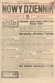 Nowy Dziennik. 1935, nr218