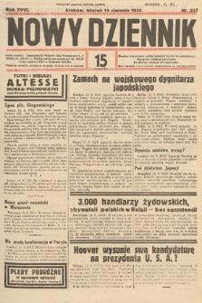 Nowy Dziennik. 1935, nr221